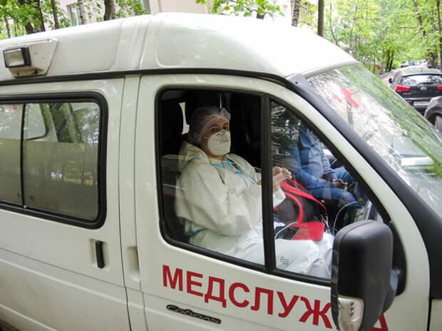 «Скорая» навязала соседям брошенного старика с коронавирусом