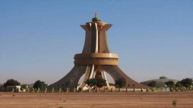 Не только пирамиды: 8 прекрасных африканских сооружений, о которых мало кому известно