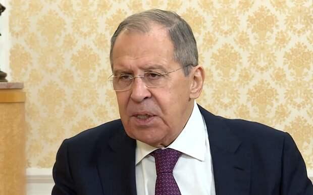Лавров раскритиковал заявление российского политика о «подаренных» Казахстану территориях