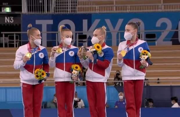 Россия призвала США проигрывать честно на Олимпиаде