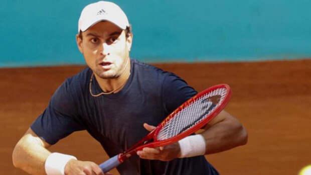 Карацев проиграл на турнире в Риме