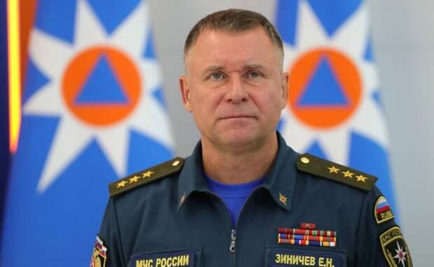 Погибшему главе МЧС Зиничеву присвоено звание Героя России посмертно