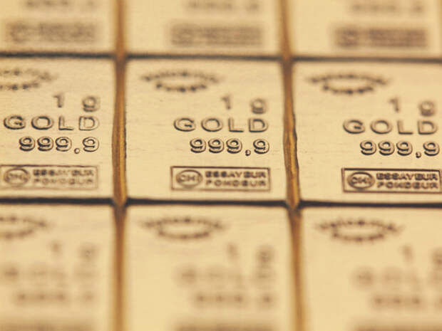 У Банка России сократились запасы золота в резервах