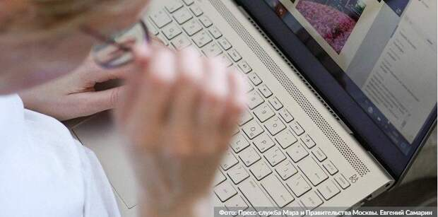 Эксперт ВШЭ: Онлайн-технологии позволили не прерывать учебный процесс в школах. Фото: Е. Самарин mos.ru