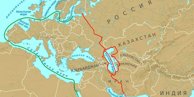 Россия готовит альтернативу Суэцкому каналу