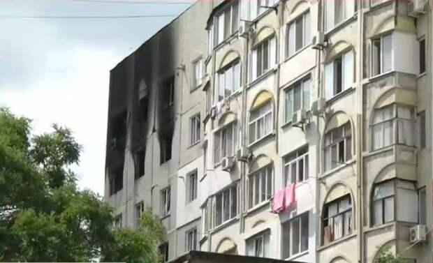 В Керчи пострадавшим от пожара выплатят денежную компенсацию