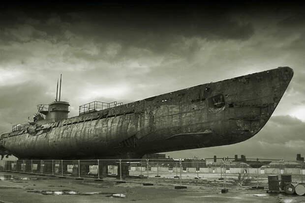 Суперпроекты Рейха: как немцы создали подводные лодки, опередившие время