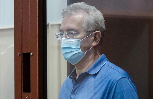 Иван Белозерцев заявил о «личной трагедии» и «ошибке следствия»