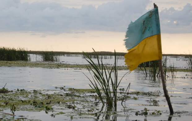 Украине предсказали судьбу Атлантиды из-за блокады Северо-Крымского канала