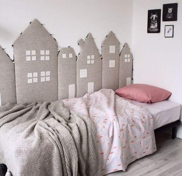 мягкий домик в детскую комнату малышу