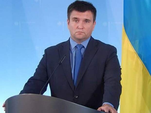Климкин выступил за перенос переговоров по Донбассу из Белоруссии в другую страну