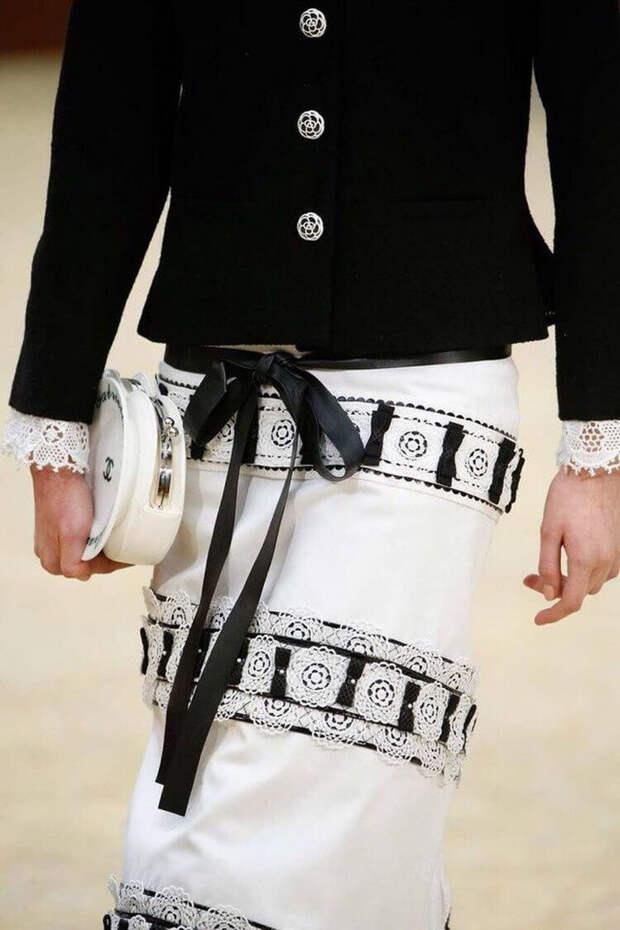 Ее невозможно не любить: потрясающая одежда от Шанель