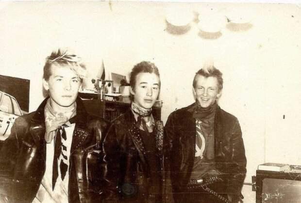 70 искренних фотографий эстонской панк-культуры 1980-х годов 60