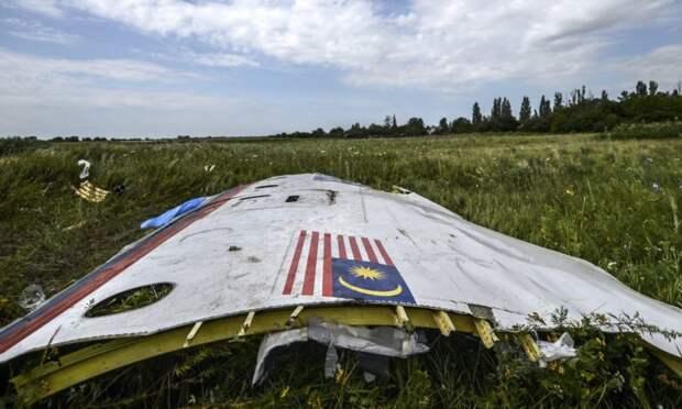 Следствие предпочло не замечать сенсационные материалы по делу рейса МН-17, представленные детективом
