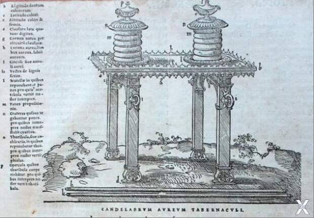 Стол Соломона - устройство древней цивилизации