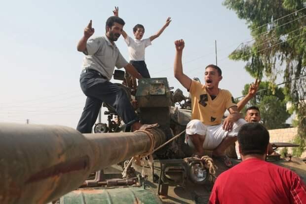Алеппо наш. Последние новости и паника в ООН