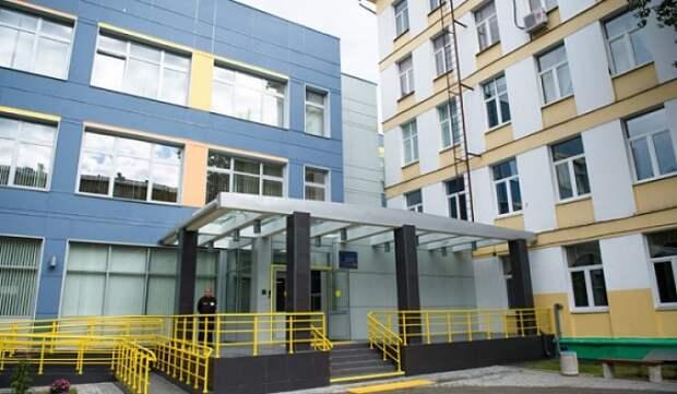 Школу на 550 мест введут в этом году районе Савеловский
