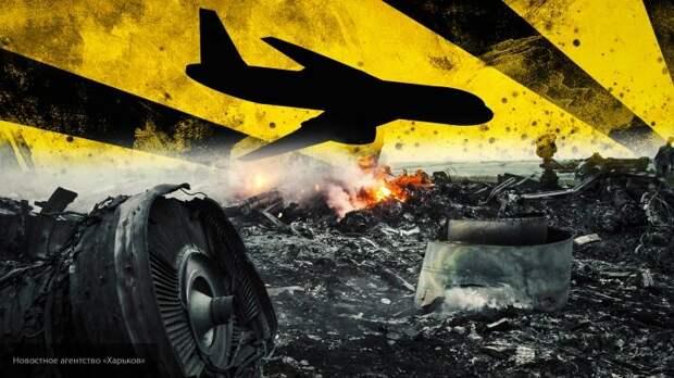 Клинцевич считает, что «бабочки» в деле МН17 нужны для обвинения России в трагедии