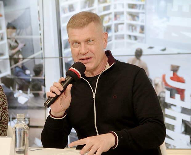В парке «Зарядье» состоялась пресс-конференция 2-й Московской Арт Премии