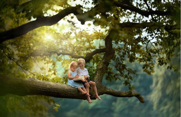 Лето без интернета: финалисты фотоконкурса о детстве на природе
