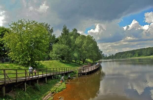 Фото дня: лето в Джамгаровском парке