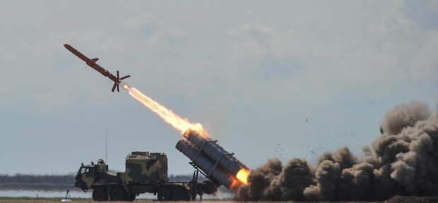 Новая украинская ракета неспособна работать без помощи американцев