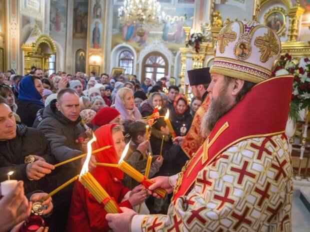 Благодатный огонь доставят в Ижевск на Пасху