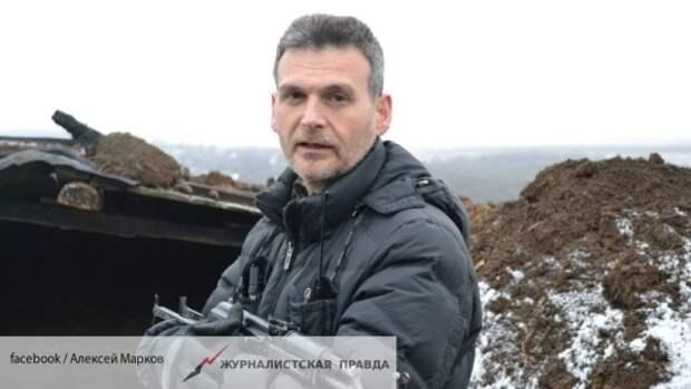 Комбат батальона «Призрак» Алексей Марков трагически погиб на Донбассе