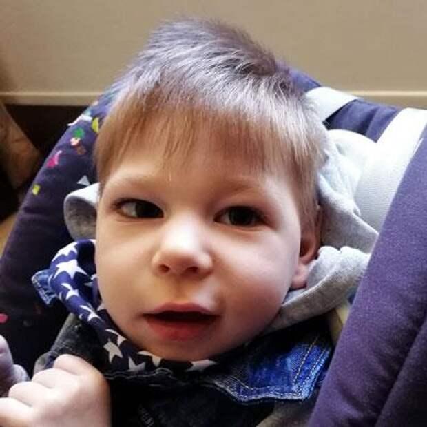 Ваня Горбов, 5 лет, детский церебральный паралич, требуется лечение, 197498₽
