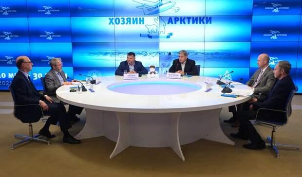 ВРоссии стартует экопроект «Хозяин Арктики»