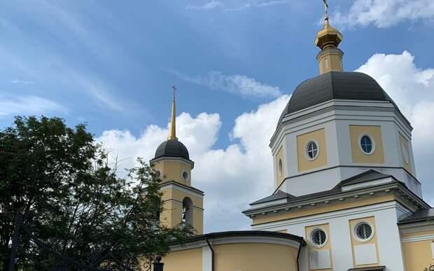 При храме в Черкизове открылась бесплатная секция для детей по Священному писанию