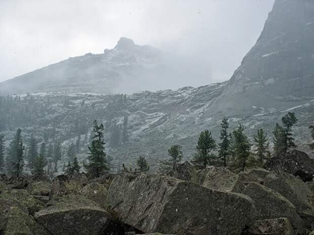 В горы на 30 дней