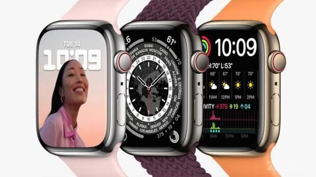 Представлены уточненные технические характеристики Apple Watch Series 7