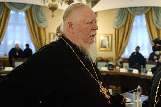 Скончался протоиерей Дмитрий Смирнов