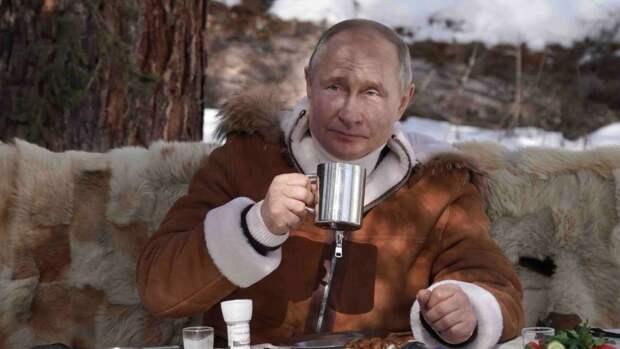 Стали известны доходы Владимира Путина за 2020 год