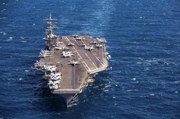 Sohu: флот США может постигнуть катастрофа в случае удара российских гиперзвуковых «Цирконов»