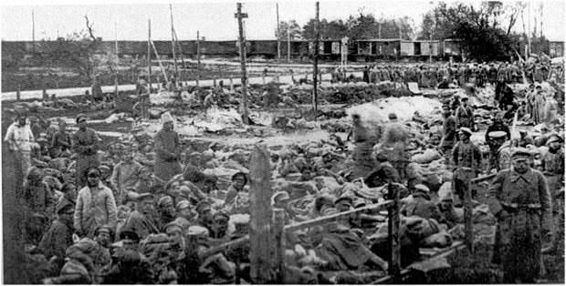 Польские концлагеря и их русские жертвы