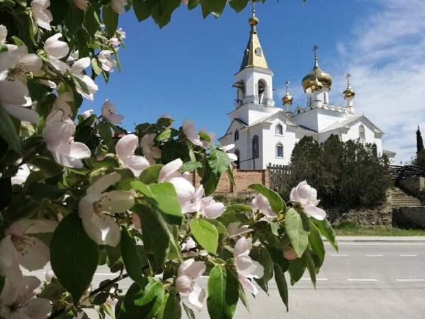 Погода в Крыму на 5 мая: переменная облачность и тепло до +20