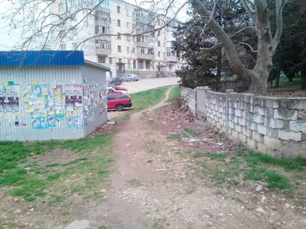 «Богом забытое место» в Севастополе