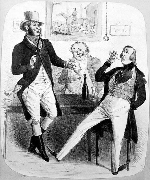 Гей-бары XVIII века: удовольствие, которое могло стоить жизни