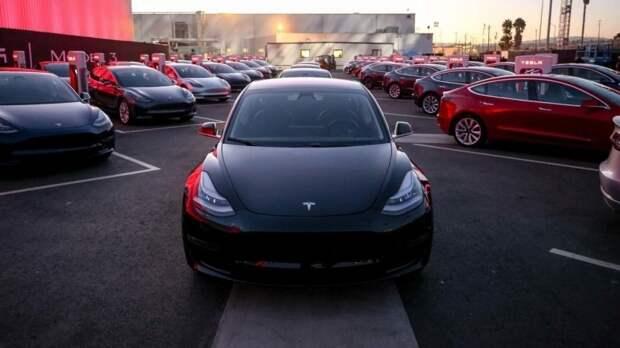 Электрокары Model 3 и Model Y от Tesla снова выросли в цене