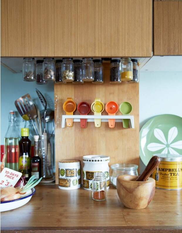 Левитация на кухне