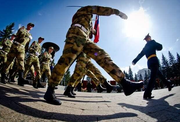 Звук как на Красной Площади: в Челябинске готовятся к празднованию 9 Мая