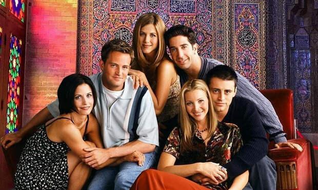 """Как изменился бы сериал """"Друзья"""", если бы у главных героев были смартфоны и соцсети"""
