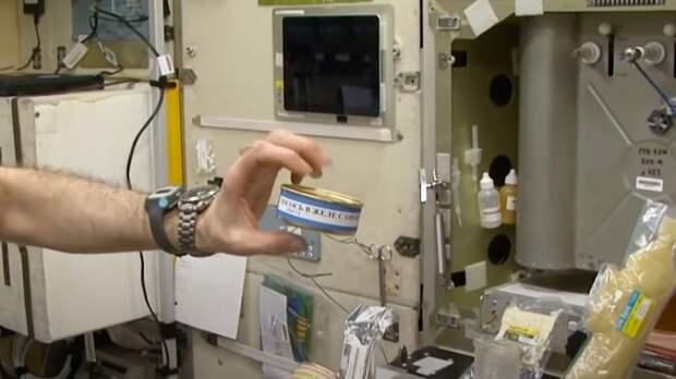Котлеты, килька, икра: что ели советские космонавты на орбите
