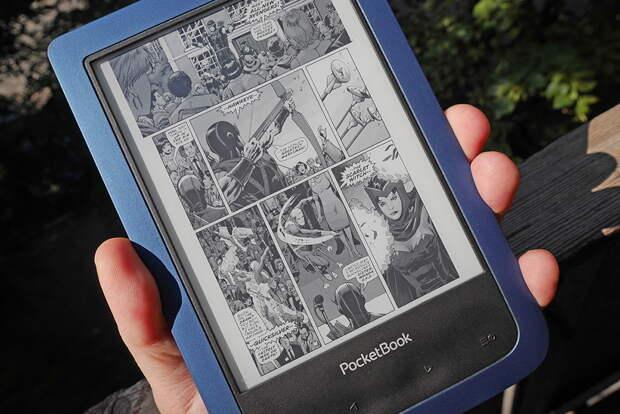 Электронная читалка PocketBook