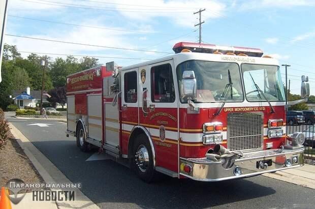 Пожарные тоже сталкиваются с паранормальными явлениями