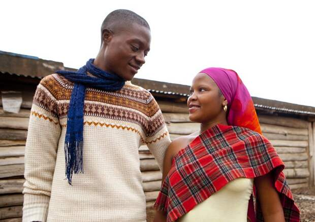 Американцы дарят Африке презервативы