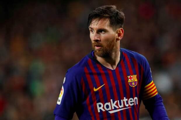 Месси рискует пропустить стартовые матчи чемпионата Испании