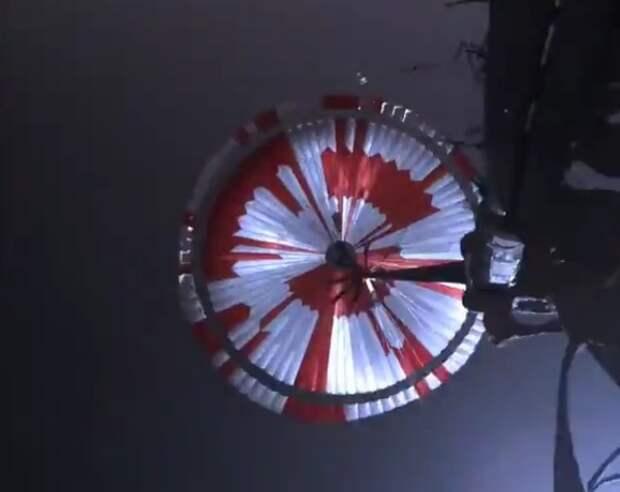 Марсоход Perseverance передал первые звуки, записанные на поверхности Марса